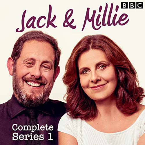 Jack & Millie audiobook cover art