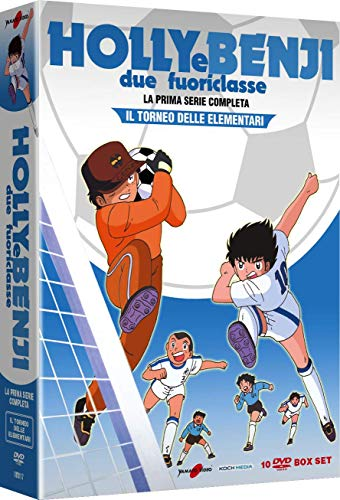 Holly & Benji - Serie Classica #01 (10 Dvd) [Italia]