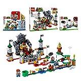 LEGO Super Mario Gran Pista - Set con Pack Inicial 71360 y 2 Expansiones