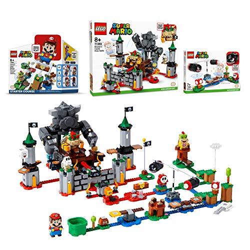 LEGO Pack Inicial Aventuras con Mario