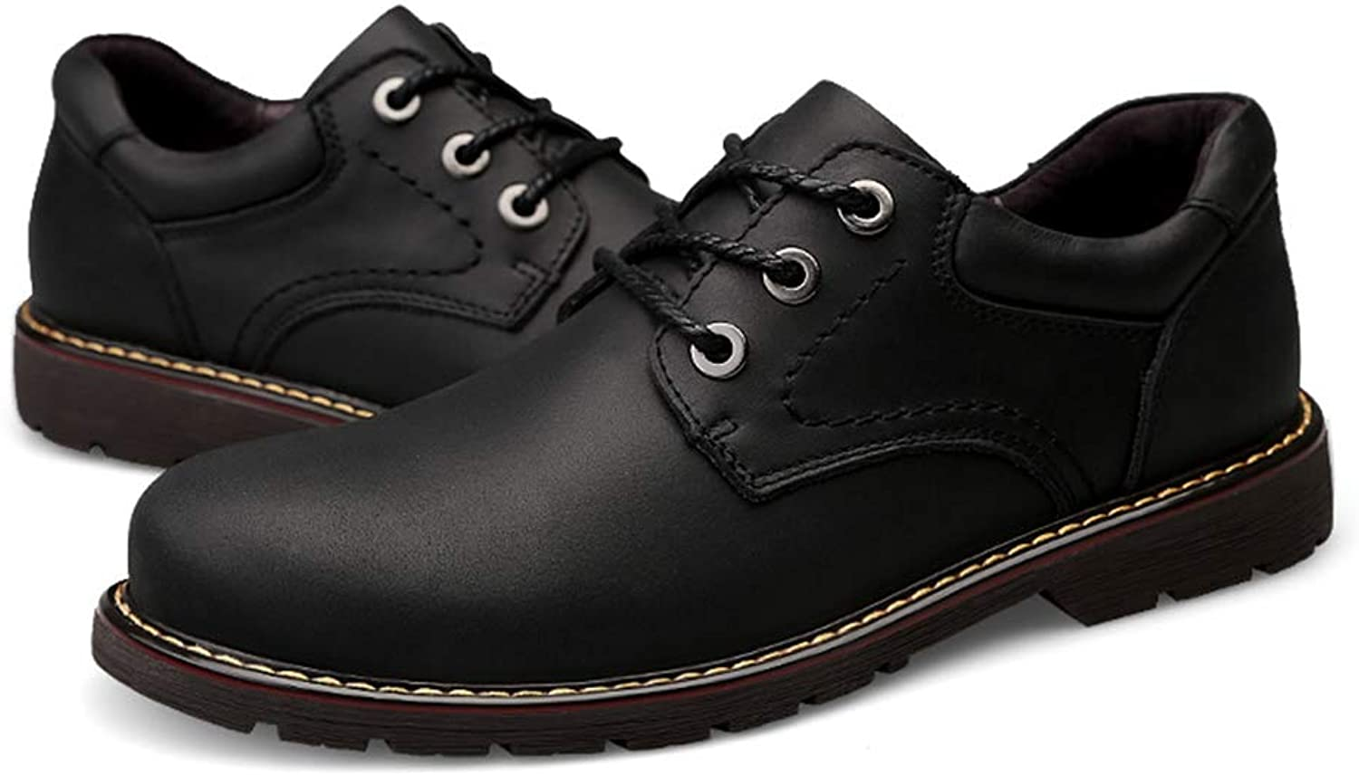 Dig dog bone Men's Ankle Boots Casual Simple Classic Low-top Outdoor Outsole Martin Boots