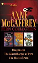 Anne McCaffrey Pern Collection: Dragonseye, The Masterharper of Pern,  The Skies of Pern (Dragonriders of Pern Series)
