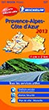 Michelin Tear-Resistant Map #527 Provence-Cote d'Azur (CARTES (7490)) (French Edition)