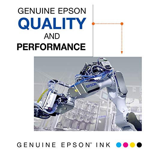 Epson T127520 DURABrite Ultra Multipack Extra High Capacity Cartridge Ink Photo #5