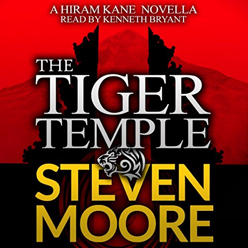 The Tiger Temple audiobook cover art