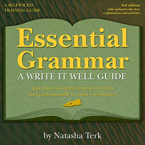 Essential Grammar, 3rd Revised Edition audiobook cover art