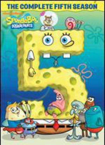 Spongebob Squarepants Complete Fifth Season