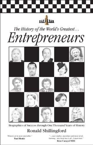 Die Geschichte der World's Greatest Gangster Unternehmer (History of the World's Greatest...