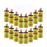 Ram 20 x Pesticida Free Fly Paper, Sticky Fly Catchers Set para Uso en Interiores o invernaderos