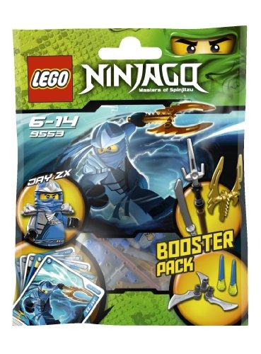 LEGO Ninjago 9553 - Jay ZX