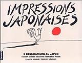 Impressions japonaises - 9 dessinateurs au Japon