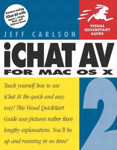 Ichat Av 2 for Mac OS X