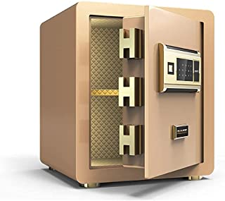 Digital Safe, Wall Or Cabinet Anchoring Design Steel Home Safe, Protect Money, Passports Office/Home Safe Box
