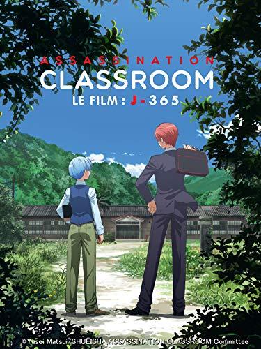 Assassination Classroom Le Film J-365