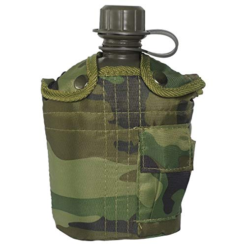 Mil-Tec US Feldflasche Imp. Woodland