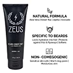 ZEUS Men's Premium Grooming Set – Complete Beard Care, Beard Shampoo & Conditioner, Beard Oil & Balm, Beard Brush & Comb… 4