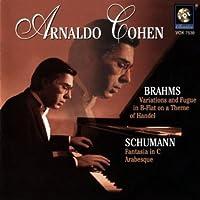 Schumann & Brahms Piano Music