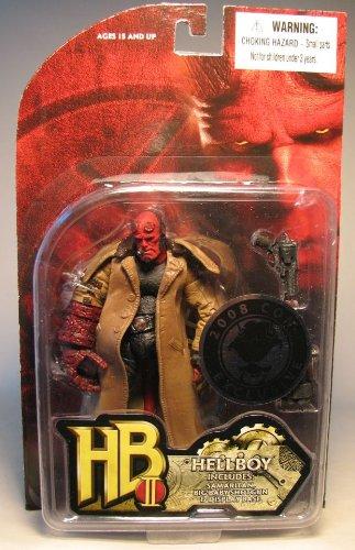Mezco Toyz Hellboy 2 Golden Army 2008 SDCC San Diego Comic Con Exclusive 3 3/4 Inch Action Figure Hellboy