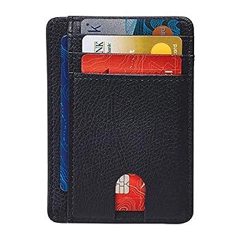 Lock Wallet Slim Black
