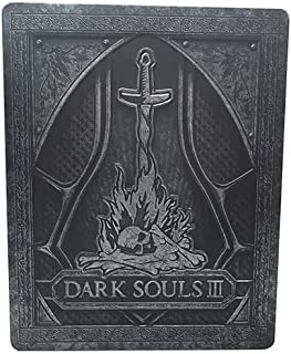 DARK SOULS III: Limited Edition Steelbook [No Game] [G2/Blu-ray Size]