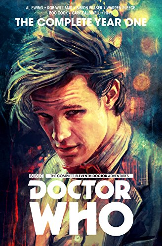 Doctor Who: The Eleventh Doctor Complete Year One (Dr Who) [Idioma Inglés]