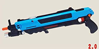Bug-A-Buster Creative Model Toy Electric Salt Gun 2.0,B
