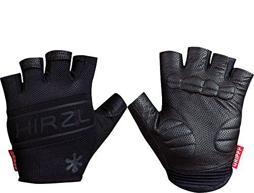 HIRZL GRIPPP Comfort SF (All Black 8)