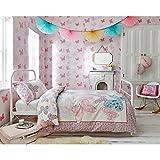 Graham & Brown 100114 Tapete Kollektion Kids at Home V, White/Red & Pink/Violet