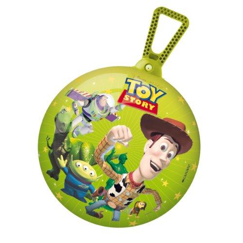 Mondo Motors - Jeu de Plein Air - Ballon Sauteur - Toy Story Impression - Totale Ø450