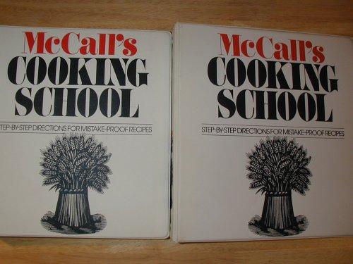 McCall's Cooking School, Complete 2 Vol. Set