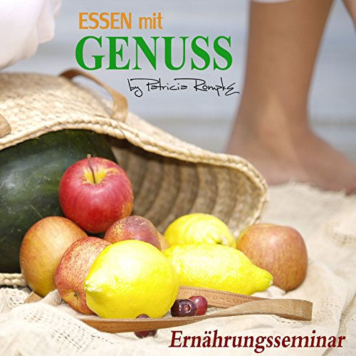 Essen mit Genuss     Ernährungsseminar              By:                                                                                                                                 Patricia Römpke                               Narrated by:                                                                                                                                 Patricia Römpke                      Length: 30 mins     Not rated yet     Overall 0.0