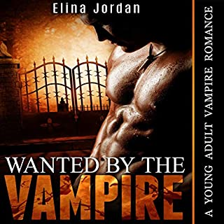 Wanted by the Vampire cover art