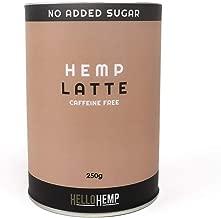 Low-GI Hemp Protein Latte | Caffeine Free | 100% Vegan, Dairy Free, Gluten Free | 100% Sustainable Australian Hemp Protein