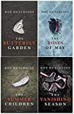 The Collector Series - Dot Hutchison - 4 Book Set