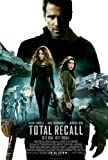 TOTAL RECALL Beidseitige Filmplakat REGULAR Poster (2012)