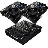 PIONEER DJ CDJ-2000NXS2+DJM-900NXS2 SET