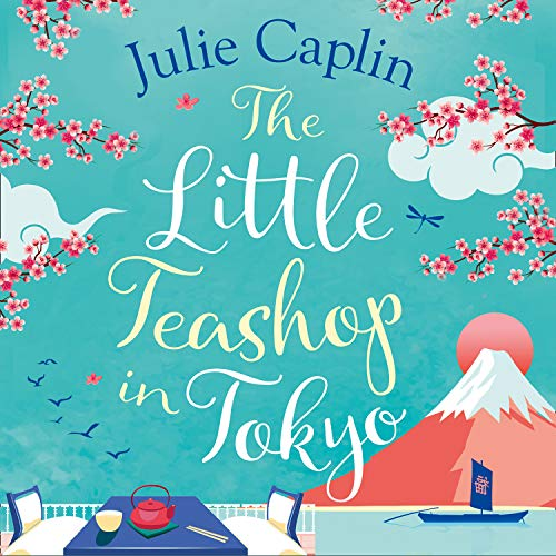The Little Teashop in Tokyo cover art