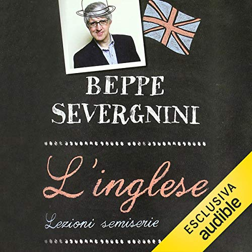L'Inglese audiobook cover art