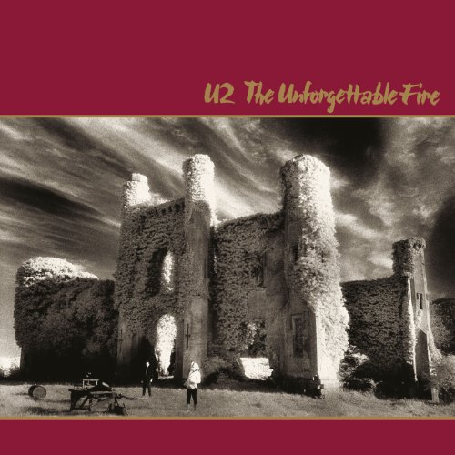 The Unforgettable Fire(Remastered - Super Deluxe Edition)