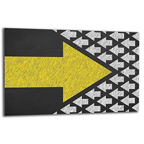 TMK   Placa para cubrir la cocina de 80 x 52 cm, 1 pieza, protección contra salpicaduras, placa de cristal, decoración para cortar, diseño