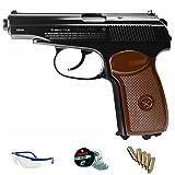 LEGENDS Pack réplica de Aire comprimido - Pistola Makarov de CO2 Umarex