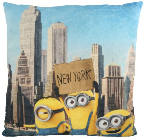 MINIONS Coussin New York - Les