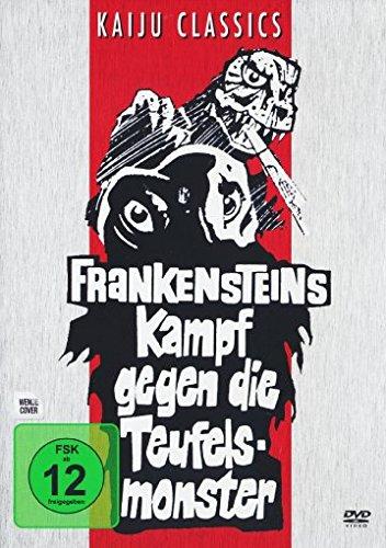 Godzilla - Frankensteins Kampf gegen die Teufelsmonster [ Kaiju Classics Edition ] Digital Remastered
