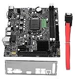 Placa base para computadora de escritorio, placa base para computadora de escritorio LGA 1155 USB3.0 SATA Mainboard para Intel B75, totalmente compatible con la memoria de escritorio DDR3 1066/1333