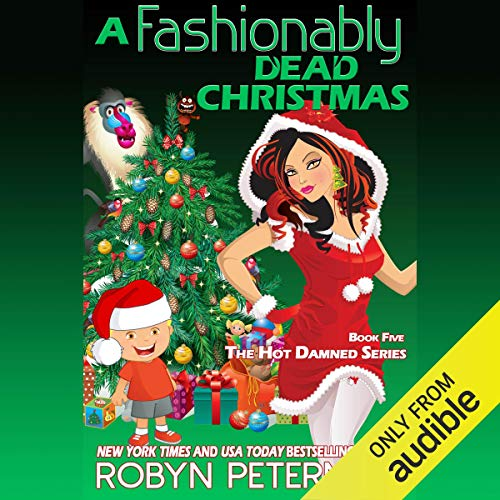 A Fashionably Dead Christmas cover art