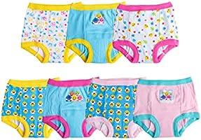 Handcraft Girls Baby Shark Potty Training Pants Training Underwear - Multi - 3T
