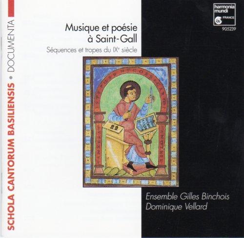 Musik und Dichtung in Sankt Gallen (Sequenzen und Tropen des 9. Jahrhunderts)