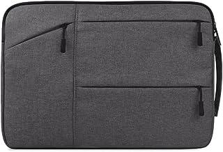 SOLUSTRE Multifunctionele Waterbestendig Laptop Handtas Voldaan 2 Zijzakken For A 15 Inch Air Pro/Surface/Mouw Case Cover Tas