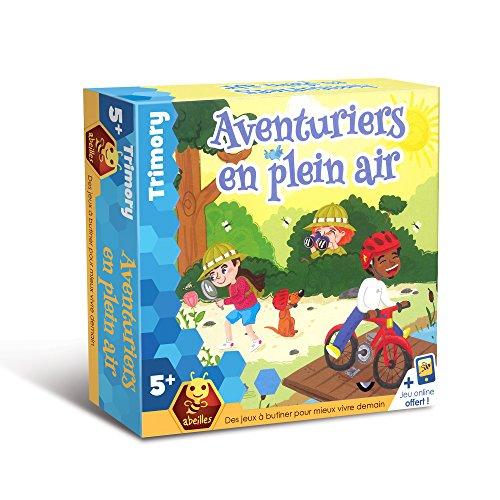 Abeilles Editions- Jeu de trimory, Abeilles_05APA, Multi