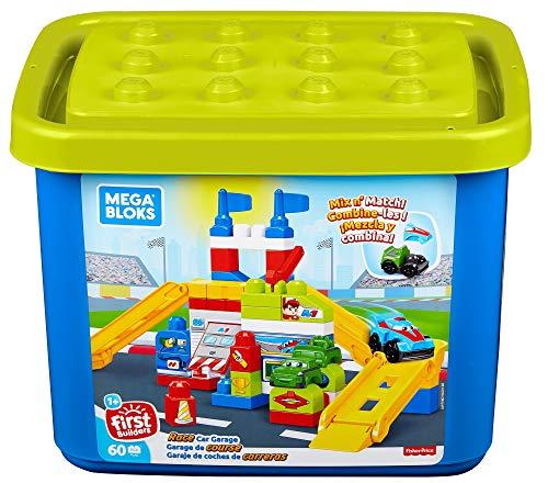 Mega Bloks Garaje de coches de carreras
